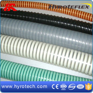 Wire Reinforced PVC Layflat Hose Water Suction Hose Garden Hose/Pipe pictures & photos