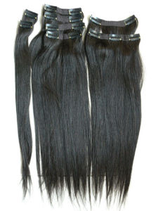 Clips on Hair Extension pictures & photos