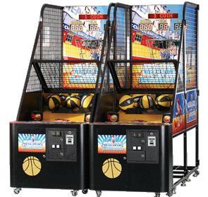 Crazy Basketball Machine (YD007 / LQ001) (3. LQ. FK. 001 / LQ001)