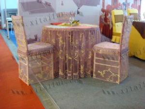 Organza Chiavari Chair Cover/Table Cloth (Yly-Oc01)