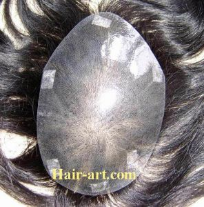 Human Hair Toupee (No 2) pictures & photos
