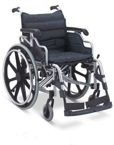 Aluminum Manual Multi-Functional Wheelchair (SC-AW19) pictures & photos