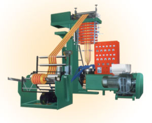 Double-Color Film Blowing Machine (SJ-40DX2X600)