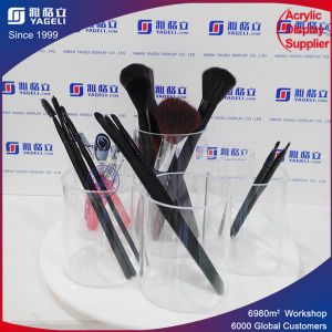 Excellent Quality Acrylic Makeup Brush Holder pictures & photos