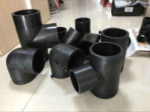 HDPE Electrofusion Fittings Pipe pictures & photos