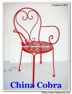 Garden Metal Chair (CC98607)