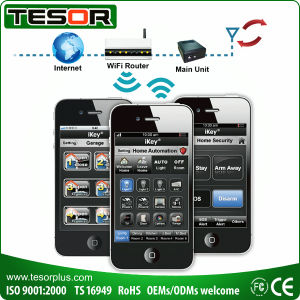 Smartphone Home Automation & Security