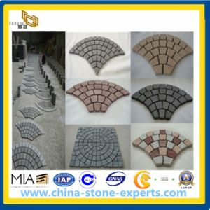 G654/G603/G684/G682/Black Basalt Granite Cube/Cobble/ Paving Stone pictures & photos