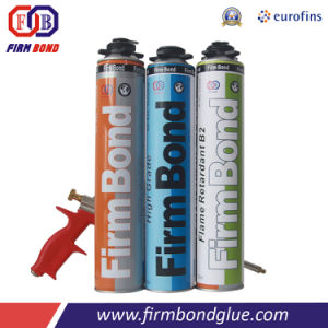 Customized Brand 750ml PU Foam pictures & photos