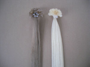 V-tip Hair (FJLV-106) pictures & photos