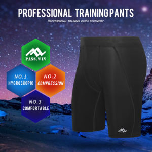 Popular Gent Sport Shorts Men Tight Compression Wear for Sport pictures & photos