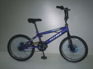 "20"" Steel Frame Freestyle Bike (FS2077) pictures & photos"