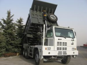 HOWO 6× 4 Mining Tipper (ZZ5707S3840AJ) pictures & photos