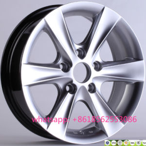 R12*5jj R13*5.5jj R14*6jj R15*7jj Car Replica Alloy Wheel Rims pictures & photos