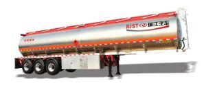 Aluminum Fuel Tank Semi-Trailer Truck pictures & photos