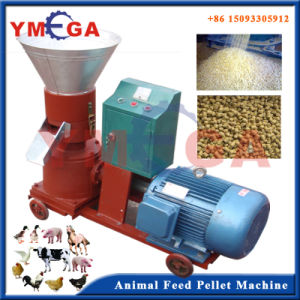 Top Quality Automatic Flat Die Animal Feed Pellet Machine pictures & photos