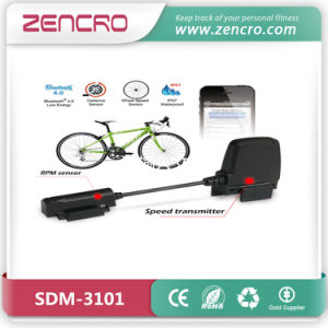 Bluetooth 4.0 Digital Bicycle Speed Cadence Sensor with Calorie Counter