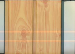PVC Ceiling Panel (laminated - AF98-13) pictures & photos
