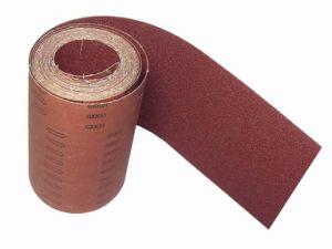 Aluminium Oxide Coated Abrasive Grinding Cloth Roll Gxk51
