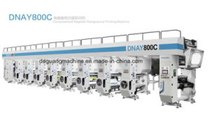 High Speed Rotogravure Printing Machine pictures & photos