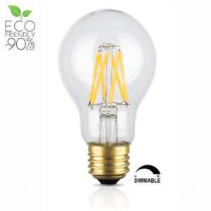 Edison Style UL LED Bulb A60 E27 4W LED Filament Bulb pictures & photos