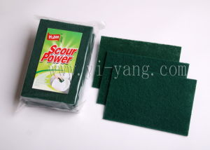 Medium-Duty Scouring Pad (P3006) pictures & photos