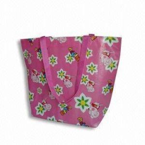 PP Woven Shopping Bag(26LB002)