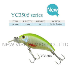 Fishing Tackles New Crank Bait Fishing Lure pictures & photos