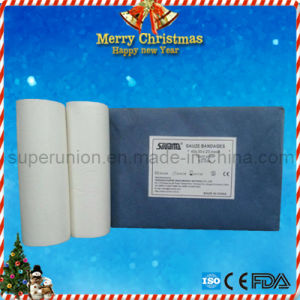 OEM Medical Gauze Bandage (Sterile and Non-sterile Available) pictures & photos