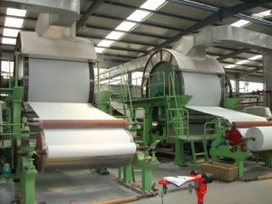 Stationery Paper Making Machine (1092mm) pictures & photos