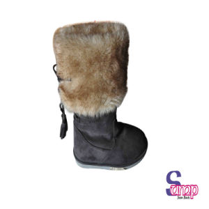 Half Women Snow Boots