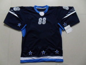 Authentic Ice Hockey Jerseys of 2011 Blue (20110325)