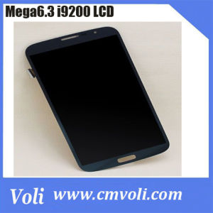Black Touch Digitizer LCD Assembly for Samsung Galaxy Mega 6.3 I9200 pictures & photos