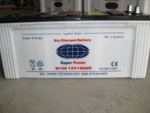 Truck / Car Battery (N120 12V120AH)