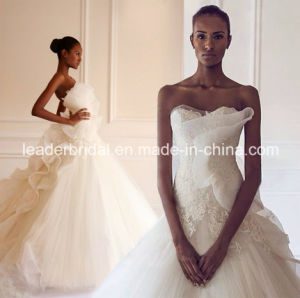 Lace Wedding Dresses Ball Gowns Bridal Gown 2017 W74 pictures & photos