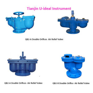 Dual Orifice Air Relief Valve; Double Orifice Air Vent Valves pictures & photos
