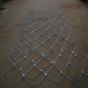 Steel Coil Sns Passive Mesh Breaker Rings pictures & photos