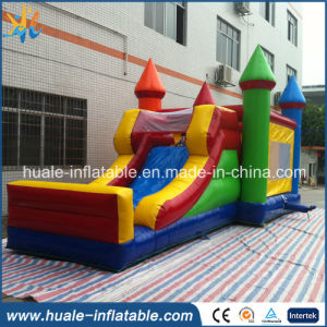 2016 Bounce Combo /Inflatable Bouncer /Inflatable Jumping Castle with Slide pictures & photos