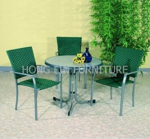 Rattan Furniture (HLFA-80R705 4PCS)
