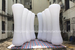 Lighting Inflatable Pillar for Party Decoration