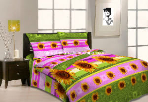 Cotton Bed Sheeting Printed Fabric