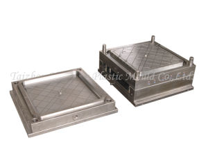 Plastic Square Table Mould (HY012) pictures & photos