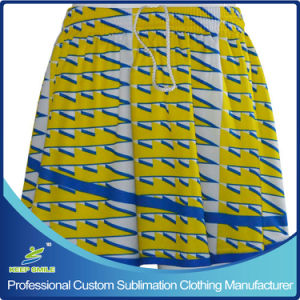 Girl′s Custom Sublimated Sports Skirt for Lacrosse or Other Sporting Without Lining pictures & photos