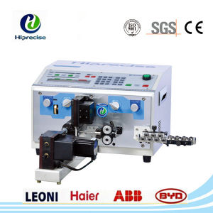 Ce SGS Certificate Electric / Automatic Wire Cable Stripping Cutting Machine
