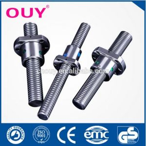 Rolled Ball Screw Sfu1605-1000mm Nut with Screw for CNC Machine