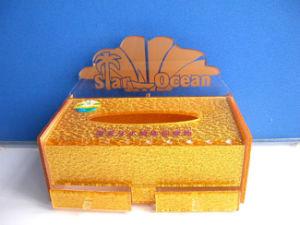 Plexiglass Tissue Box
