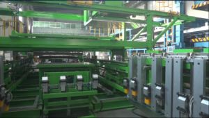 Fortune Automatic Feeding Independent Manipulator Transfer IR Heating Equipment pictures & photos