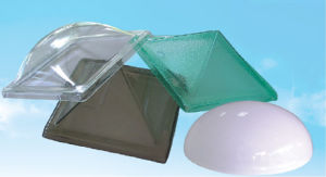 Polycarbonate Skylight Dome or Pyramid