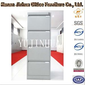 Modern Office Furniture 4 Drawers Steel Filing Cabinet (JH-4C)