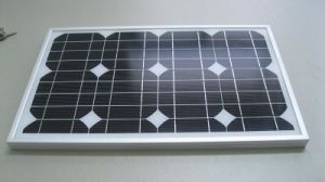 Solar Panel Mono 20W (CNSDPV-20(S)) pictures & photos